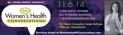 DR. VONDA WRIGHT PRESENTS Women's Health Conversations