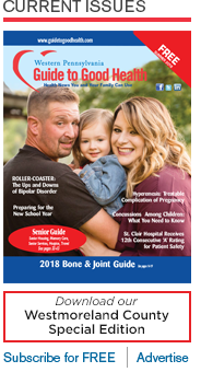 Current Issue of Western Pennsylvania Guide to Good Health