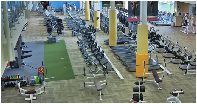 Wilfred R. Cameron Wellness Center combined with EXOS