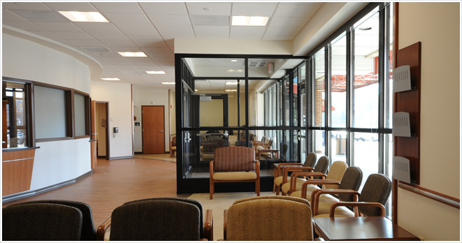 Outpatient Care Center in Peters Township